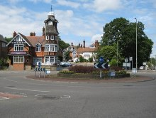 Farnborough, The Clock House, Hampshire © Nigel Cox